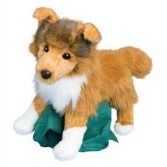 Seba Cachorro Collie felpa por Douglas 19,99