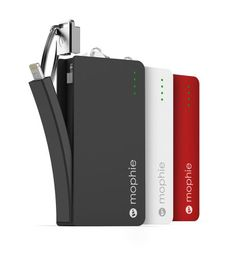 mophie power reserve iPhone & iPod Portable Charger Battery Pack with Lightning connector