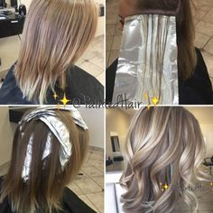 All Foils✨✨ ❤️ Using Jack Winn color and lightener (Link in my Bio). Results ALWAYS vary and sessions required ❤️. My Waiting list info Text only  916-228-0452 Text my stylist @anjna916 916-670-5574 for immediate availability ☺️ To be placed on my list for upcoming class dates, information on the products I use or if you're a salon interested in hosting future classes with me please email me your name and info  Paintedhair1@gmail.com. We will get back to you once we get education dates❤️.