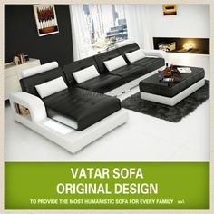 Vatar Sofa Original Design Corte Ingles Sofas Cama 18 Best Images Modern Leather The Picture Years Experience Living Room Furniture L Shape H2209c 1 Italian Top Grain Pvc 2 Suit For 3 Designed By 4