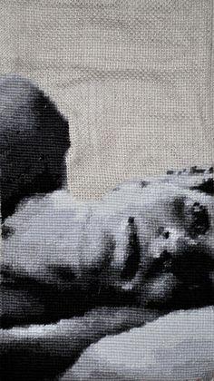 Anja Schäfer . embroidery art: Siegen 1