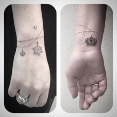 this is a must. crowns and snowflakes my 2 favorite things ❤