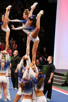 Cheerleading Worlds cheer athletics