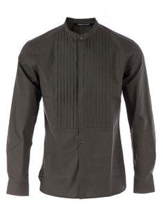 Designer Shirts For Men Cool Shirts, Casual Shirts, Asian Suits, Mens Indian Wear, Kids Fashion Show, Banded Collar Shirts, Mandarin Collar Shirt, Mens Kurta Designs, Mens Designer Shirts