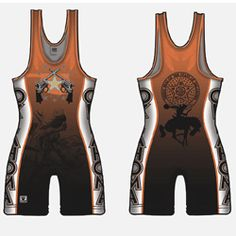 Made 4 U Oklahoma Cowboy Singlet College Wrestling, Wrestling Team, Wrestling Singlet, Wrestling Shoes, Oklahoma, Wetsuit, Tights, Rompers, Pj