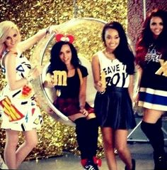 Little Mix in the USA 2013