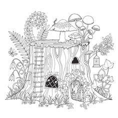 Johanna Basford. En este fantástico libro de Johanna Basford para colorear podrás explorar un maravilloso bosque encantado y descubrir qué esconde el castillo que se encuentra en el corazón de su espesura. Además de dibujos para colorear y completar, encontrarás, perdidos en el follaje, animales y objetos mágicos, entre ellos nueve símbolos especiales. Localiza todos los símbolos para poder abrir la puerta del castillo y descubrir qué esconden sus muros.