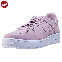 Nike Damen Revolution 3 Laufschuhe, Schwarz (White/Purple Earth-Wolf Grey), 38.5 EU