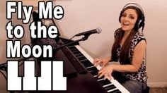 Fly Me to the Moon - Frank Sinatra Cover by Missy Lynn Missy Lynn, Norah Jones, Singer, Cover, Youtube, Itunes, Moon, Musica, The Moon