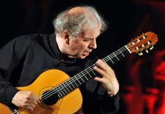 Ralph Towner - gifted acoustic guitarist, keyboardist and horn player for long running jazz fusion band, Oregon.