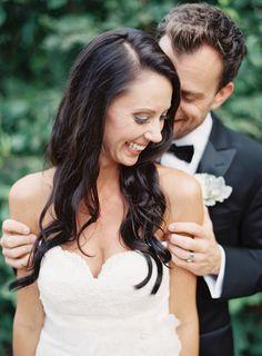 Film wedding photography.