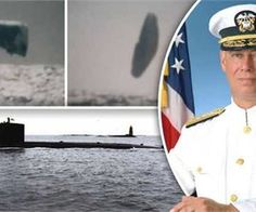 Leaked Arctic UFO Pics Taken From US Submarine In 1971 Leave Experts Speechless