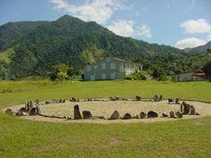 Jayuya Puerto Rico Parque Ceremonial Taino