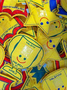 Colección de premios, refuerzos de la autoestima Decora Educando. www.decoraeducando.com. Rosa Reina.