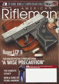 39 best magazine covers images on pinterest revolvers gun and the new ruger lcp ii featured on the cover of the december 2016 issue fandeluxe Image collections