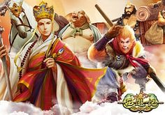 Journey to the West (Literature) - TV Tropes