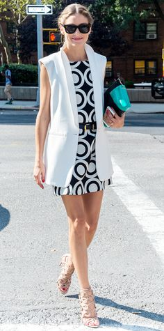 Need some style inspo for the week ahead? See all of Olivia Palermo's New York Fashion Week Looks!