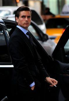 Monsieur Got Style.: Monsieur got style : Scott Disick. Sharp Dressed Man, Well Dressed, Scott Disick Style, Lord Disick, Mens Style Guide, Raining Men, Costume, Famous Faces, Stylish Men