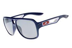 oakley dispatch II sunglasses navy frame