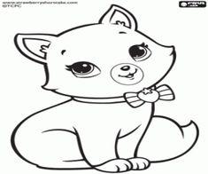 Resultado De Imagen Para Dibujos Para Ninas Luana Coloring Pages