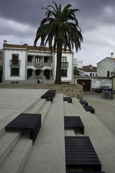 studioata, Vicente de la Calle · Intervención en el Jardín del Palacio Juan Pizarro de Aragón · Divisare