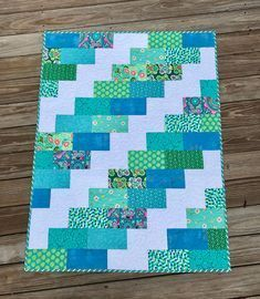 Easy Quilt Pattern | rachelmhayes