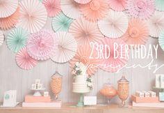 23rd birthday presents - nuages dans mon café