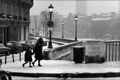 Ile Saint-Louis, Paris, 1996 : Peter Turnley