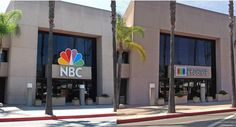 My Travels — We visited the NBC Studios at Burbank California...