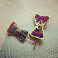 Ribbon Pin ウラ