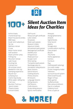 Brainstorming amazing silent auction item ideas for your charity fundraiser? Our list is the perfect place to start your benefit auction's procurement planning. Nonprofit Fundraising, Fundraising Ideas, Downtown Events, School Auction, Silent Auction, Auction Items, Pta, Alzheimers, Learning Centers