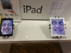 Found This In The Apple Store, Can't Describe It // funny pictures - funny photos - funny images - funny pics - funny quotes - Creepy Pictures, Best Funny Pictures, Funny Images, Funny Photos, Daily Funny, The Funny, The Meta Picture, Uber Humor, College Humor