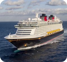 Disney Cruise Line: Preparing for Your Disney Cruise via @Victoria Olson Spark
