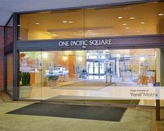 One Pacific Square in Portland, Ore. Square Feet, Portland, Commercial