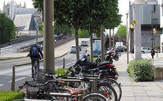Las 10 mejores ciudades del mundo para andar en bicicleta - Sostenibilidad Semana. 7. Nantes (Francia)