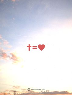 OVERFLOW — a cruz equaliza amor ♥ ...