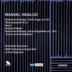 Prezzi e Sconti: #Quartetti nr 1-2 hacia einfache musik  ad Euro 19.99 in #Kairos #Media musica classica