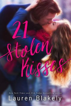 Reese's Reviews: 21 STOLEN KISSES Cover Reveal