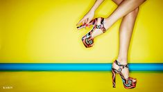 Brian Atwood Lookbook | SS 2016 Collection
