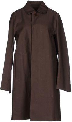 MACKINTOSH Full-length jackets Raincoat, How To Wear, Jackets, Fashion, Rain Jacket, Down Jackets, Moda, La Mode, Jacket