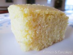 Pennies & Pancakes: Mom's Cornbread ($0.04 per serving).  I use 1/2 cup sugar.  Probably a better recipe out there, but this is pretty good and not too unhealthy with canola oil.