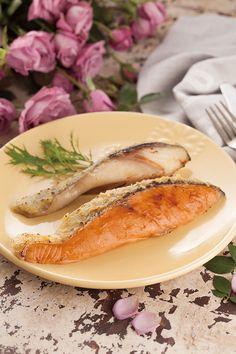 西京漬鮭魚
