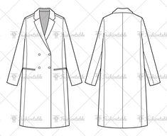 New Fashion Sketches Coat Jackets Ideas