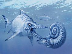 Ichthyosaur - Jorge Antonio González
