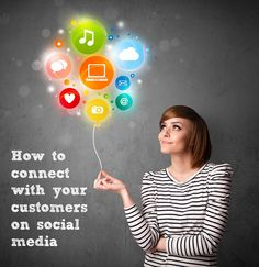 How to connect with customers on social media http://pegfitzpatrick.com/2013/11/18/how-to-connect-with-your-customers-on-social-media/