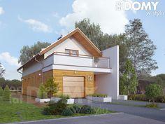 Wizualizacja projektu domu Koliber 3