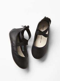 Criss-cross ballet flats | Gap