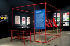 Design Museum – Alan Fletcher: 50 years of graphic work (and play) 2006 | Exhibition | Graphic Thought Facility