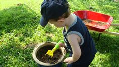A Child's Garden - a Special Place to Grow