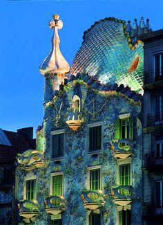 La casa Batlló se llena de música